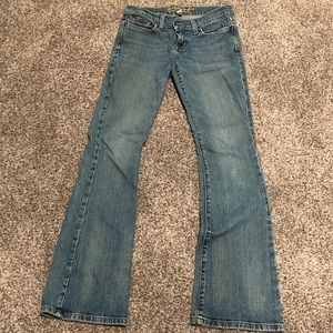 Great Abercrombie Fitch size 0 stretch jeans